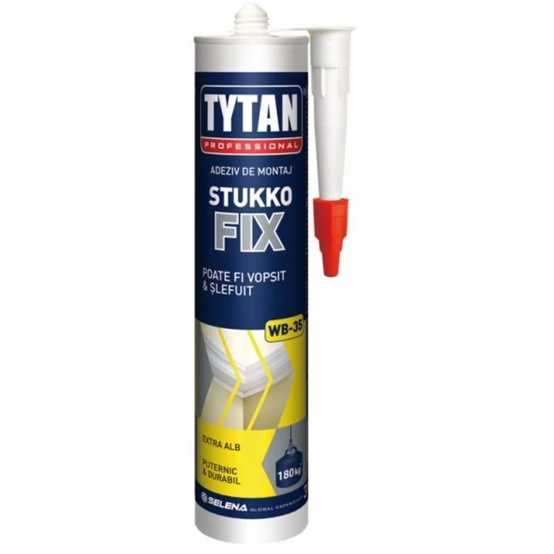 Stukko Fix - Adeziv de Montaj Lipire - Tub 310 ml